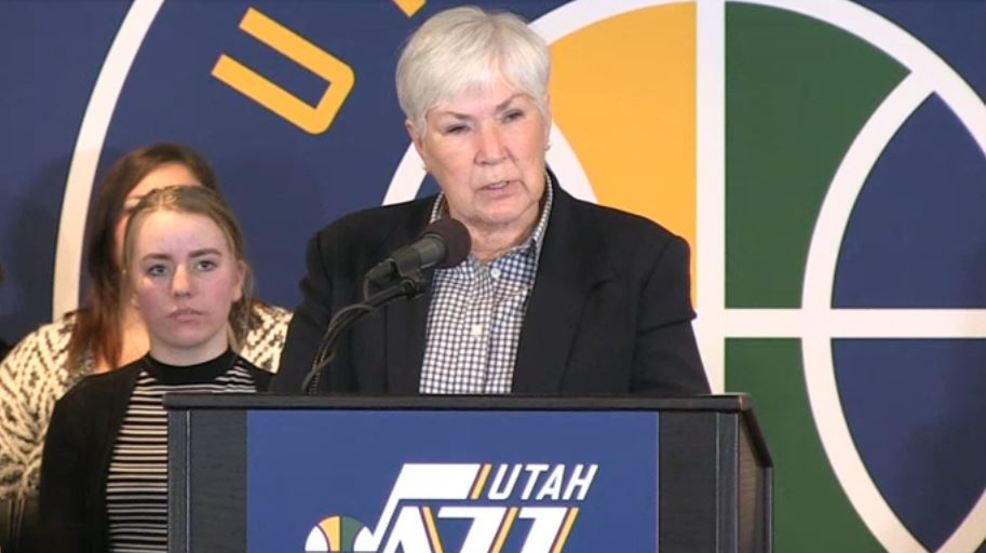 Utah's Gail Miller selected to receive congressional award