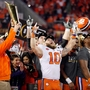 LIVE VIDEO: Clemson football fans turn out to honor national champions