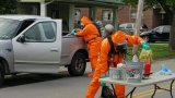 Lebanon police, firefighters shut down mobile meth lab