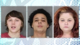 Fulton trio accused of stealing guns from Mexico gun shop; 7 guns still missing
