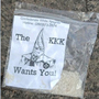 Police: KKK flyers, candy hearts found on residents' lawns