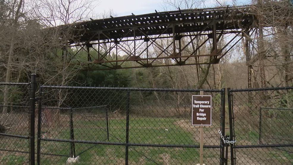 Abandoned D C Streetcar Bridge Could Be Demolished Wjla