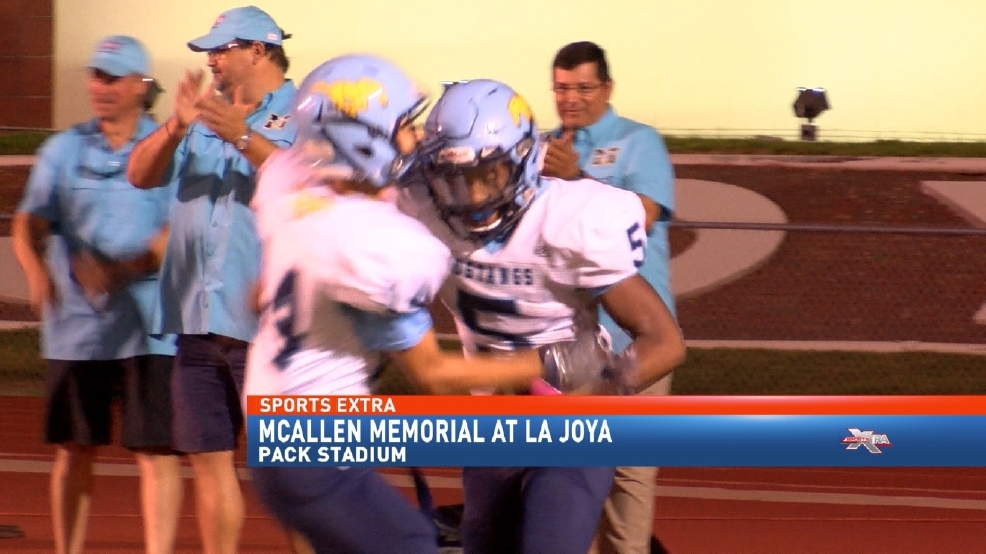 McAllen Memorial's Domination Of 30-6A Continues At La Joya