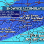 Jim Caldwell's Forecast | Winter Storm Threat for Friday