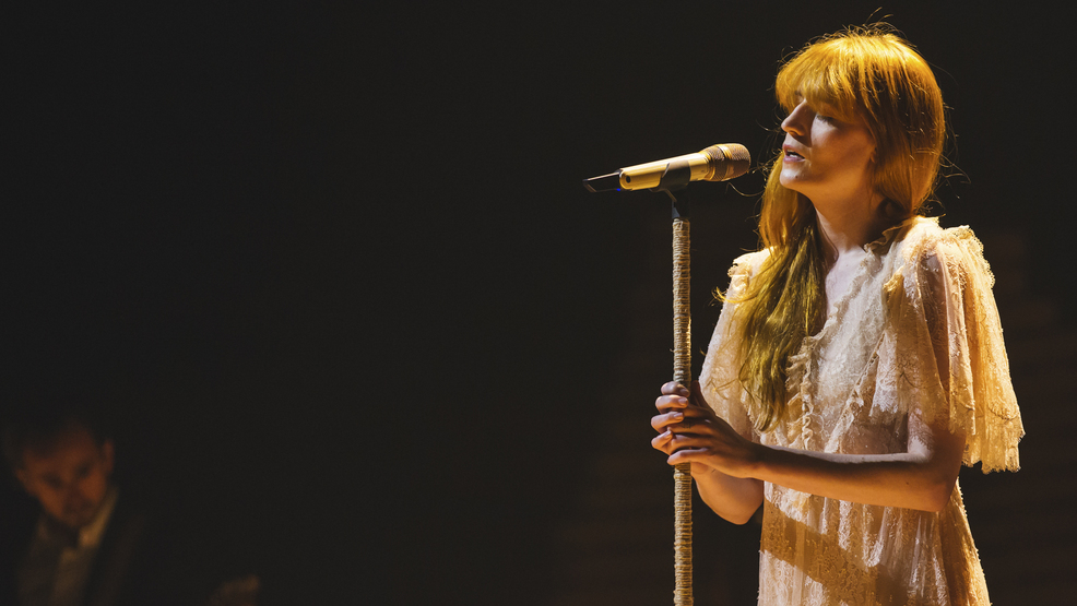 Florence And The Machine Tour Seattle