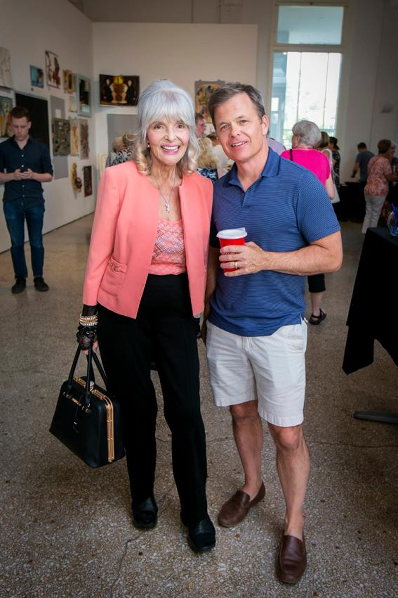 Judie Guttadaura and Bill Kautz{ }/ Image: Mike Bresnen Photography // Published: 6.17.18