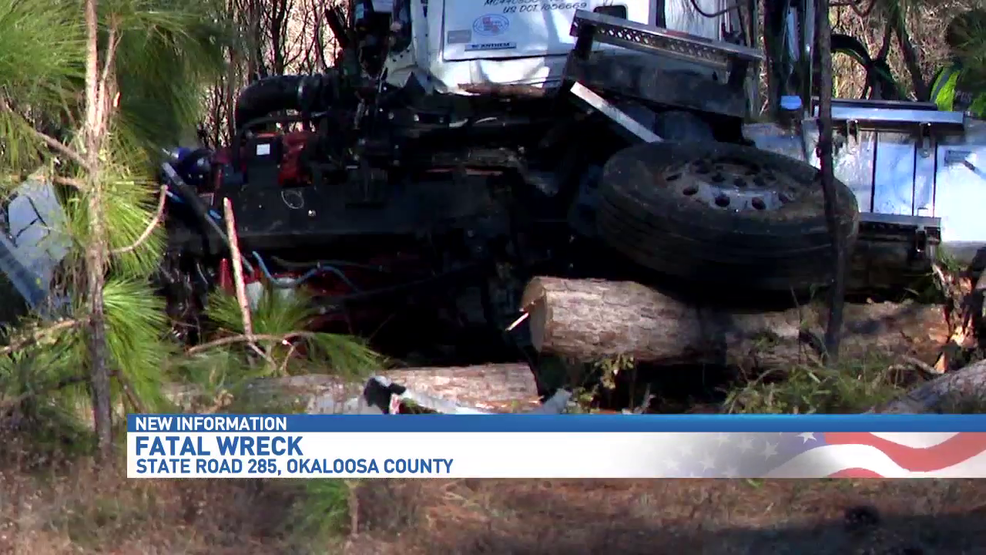 UPDATE: Names released in fatal accident in Okaloosa County