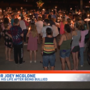 Candlelight vigil remembers the life of Milton teen who was bullied