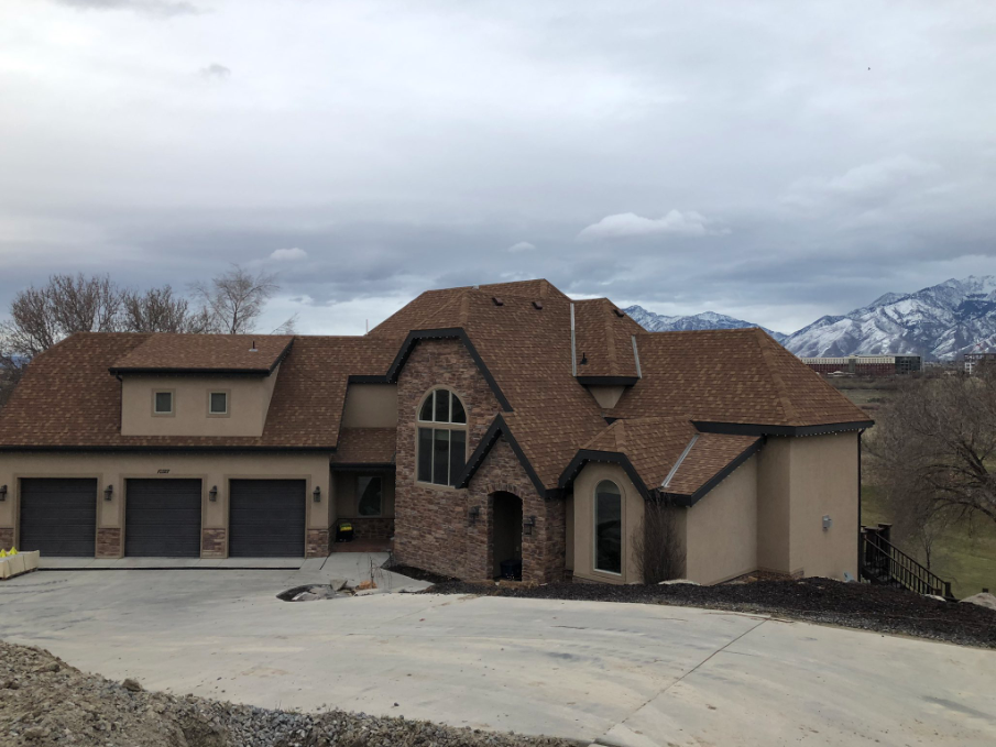 Seth Helgeson lives in South Jordan and says his home was damaged by the recent 3.7 magnitude earthquake in the Bluffdale area. (Photo shared with KUTV)