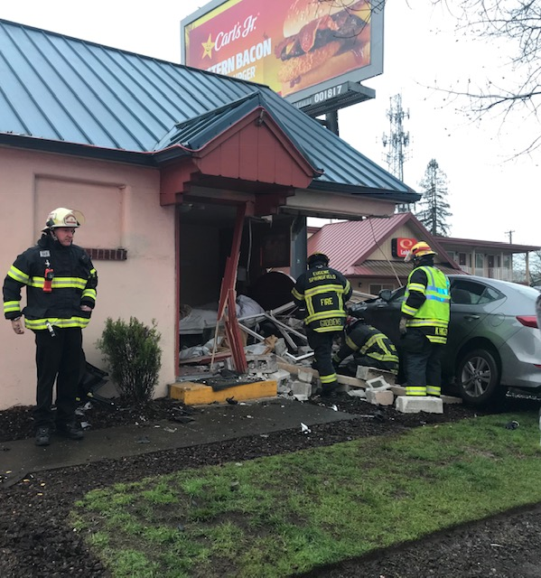 Guest at America's Best Value Inn uninjured after car crashes into room