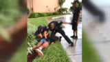 Florida officer caught on camera punching teen girl