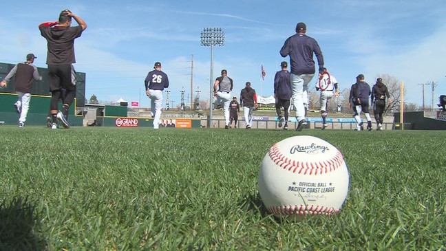 Full breakdown from Reno Aces Media Day