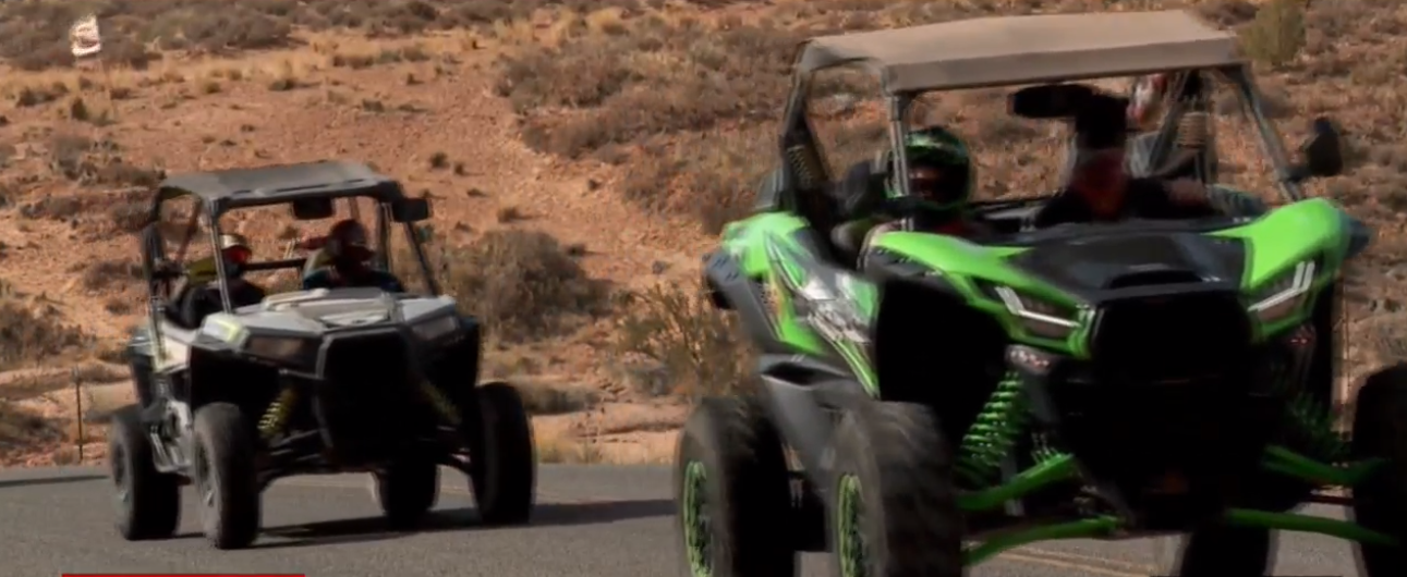 Moab area leaders are creating new restrictions on recreational vehicles. Many residents say the UTVs are too noisy, and there are now more than ever. (Photo: KUTV)