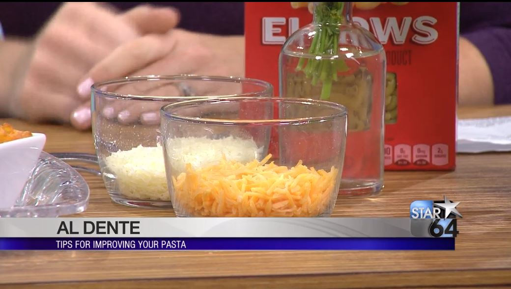Megan Fenno shares tips for making pasta (WKRC)