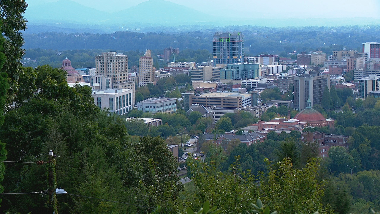 No surprises here: Asheville is ranked among the top cities to retire. (WLOS staff)
