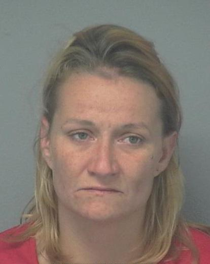 Kristie Nagy{ }was one of seven women arrested on Monday for prostitution. (Courtesy: Potter County Sheriff's Office)