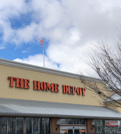 New jobs in season as Home Depot looks to hire 180 new