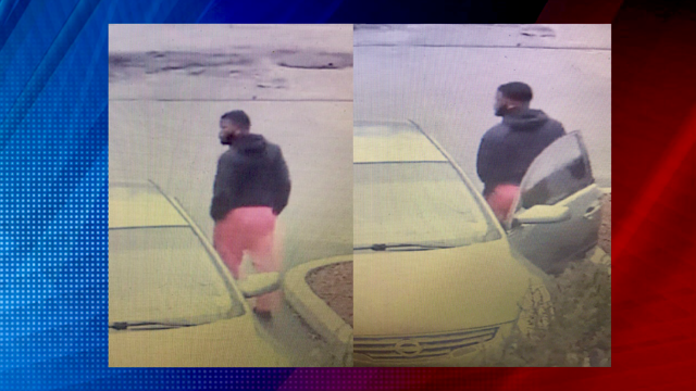 Chickasaw Police ask for public help to ID vehicle burglary suspect who stole gun (Chickasaw PD)