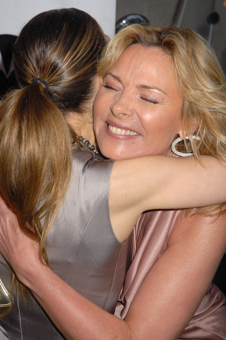 Kim Cattrall, Sarah Jessica Parker Point Foundation Honors the Arts 2008 at Capitale  Featuring: Kim Cattrall, Sarah Jessica Parker Where: New York City, United States When: 30 Nov 1969 Credit: Patricia Schlein/WENN