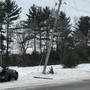Crash forces power outage in part of Grand Traverse County