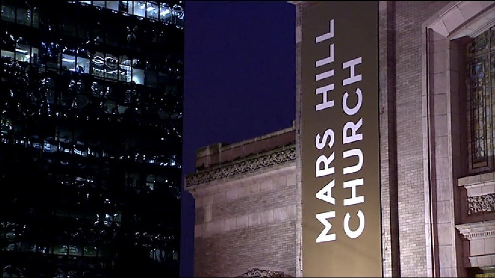 mars hill church seattle