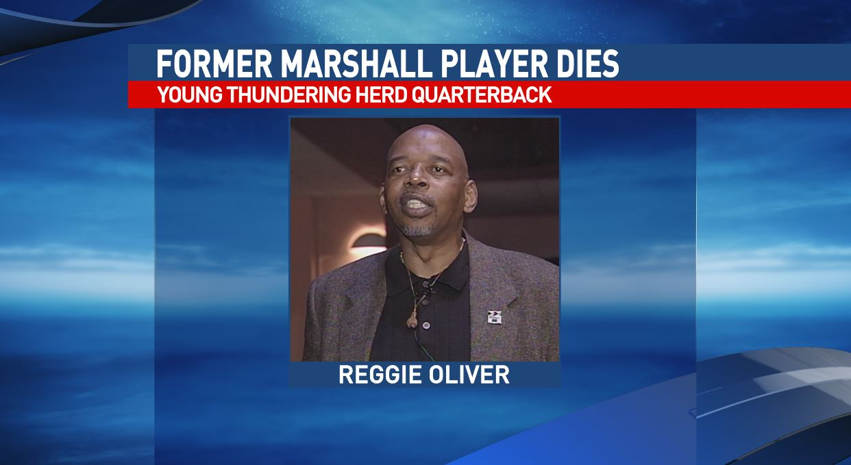 Former Marshall quarterback Reggie Oliver has died. (WCHS/WVAH)
