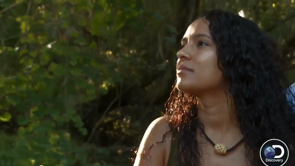 Very valuable Naked and afraid shows ever thing thanks