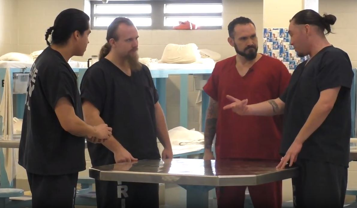 Salt Lake County Jail inmates script, act in holiday-themed plays | KUTV
