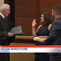 New judge invested at Okaloosa County Courthouse Annex Extension