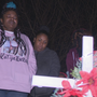 Victim's family reacts to triple homicide suspect arrest