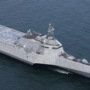 Navy commissions USS Charleston, new combat ship | WATCH