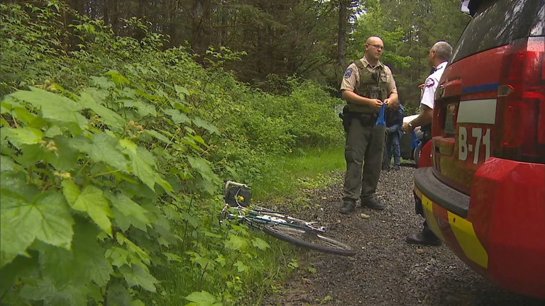 Victim killed in cougar attack near North Bend ID'd (KOMO News){ }