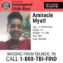 TBI: 17-year-old missing from Selmer, TN has been found