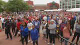 Annual Heart Walk raises awareness about heart disease