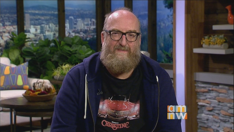 Actor, Author & Comedian Brian Posehn
