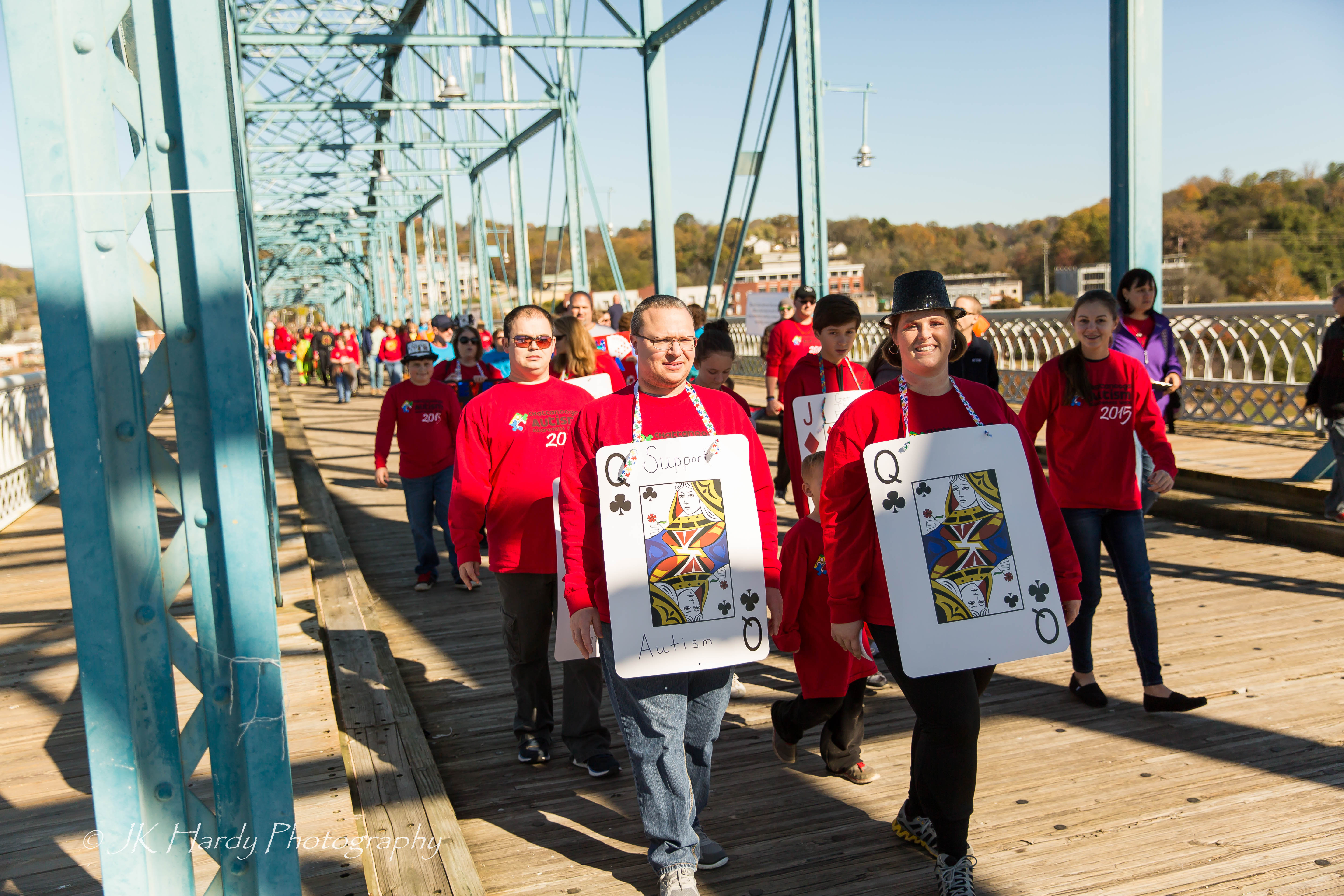 5th annual Chattanooga Autism Awareness Walk. Contributed Photo