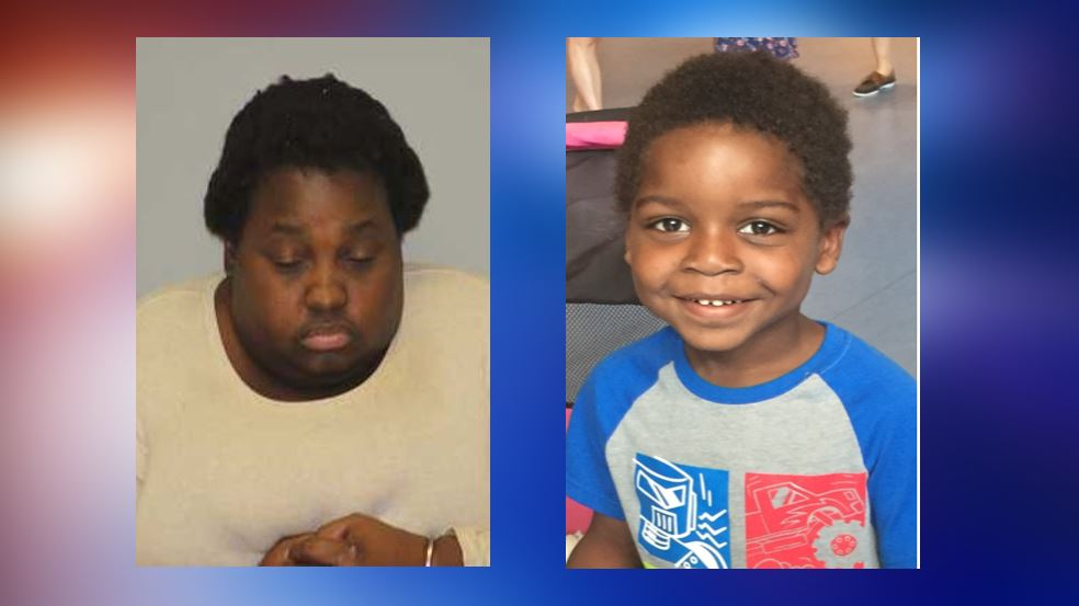 Quatavia Givens was charged with first-degree child abuse in connection with the death of Darnell Gray. (Cole County Jail/Darnell Gray family)