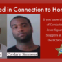 Two men wanted in connection to Escambia County homicide on Valentine's Day