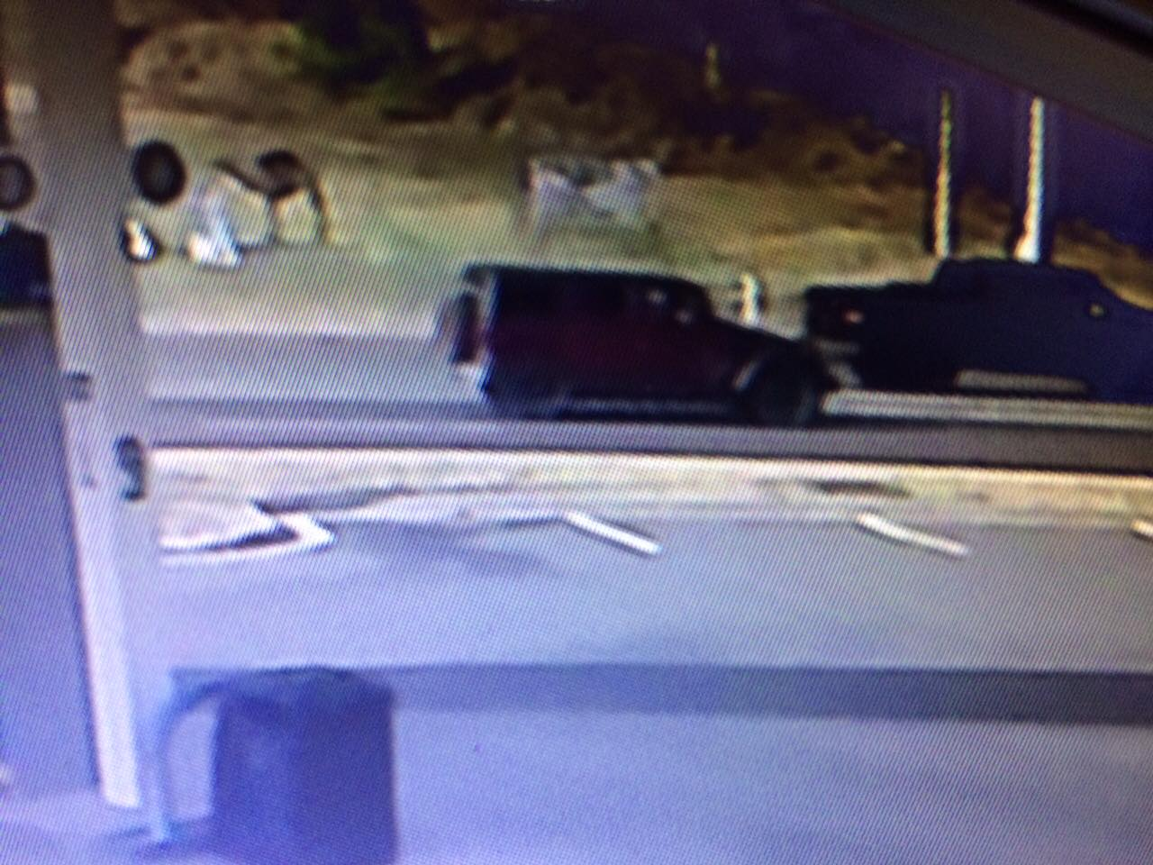 Hot Springs police search for shooting suspect who targeted several vehicles (photo courtesy: Hot Springs Police Department)