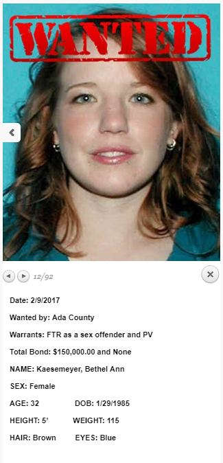 The Treasure Valley's Most Wanted Suspects | KBOI