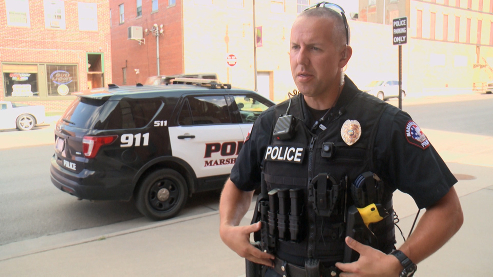Marshalltown Police Test Out Load-Bearing Vests