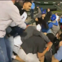 Cubs fans fight after alleged racial slurs at Wrigley Field