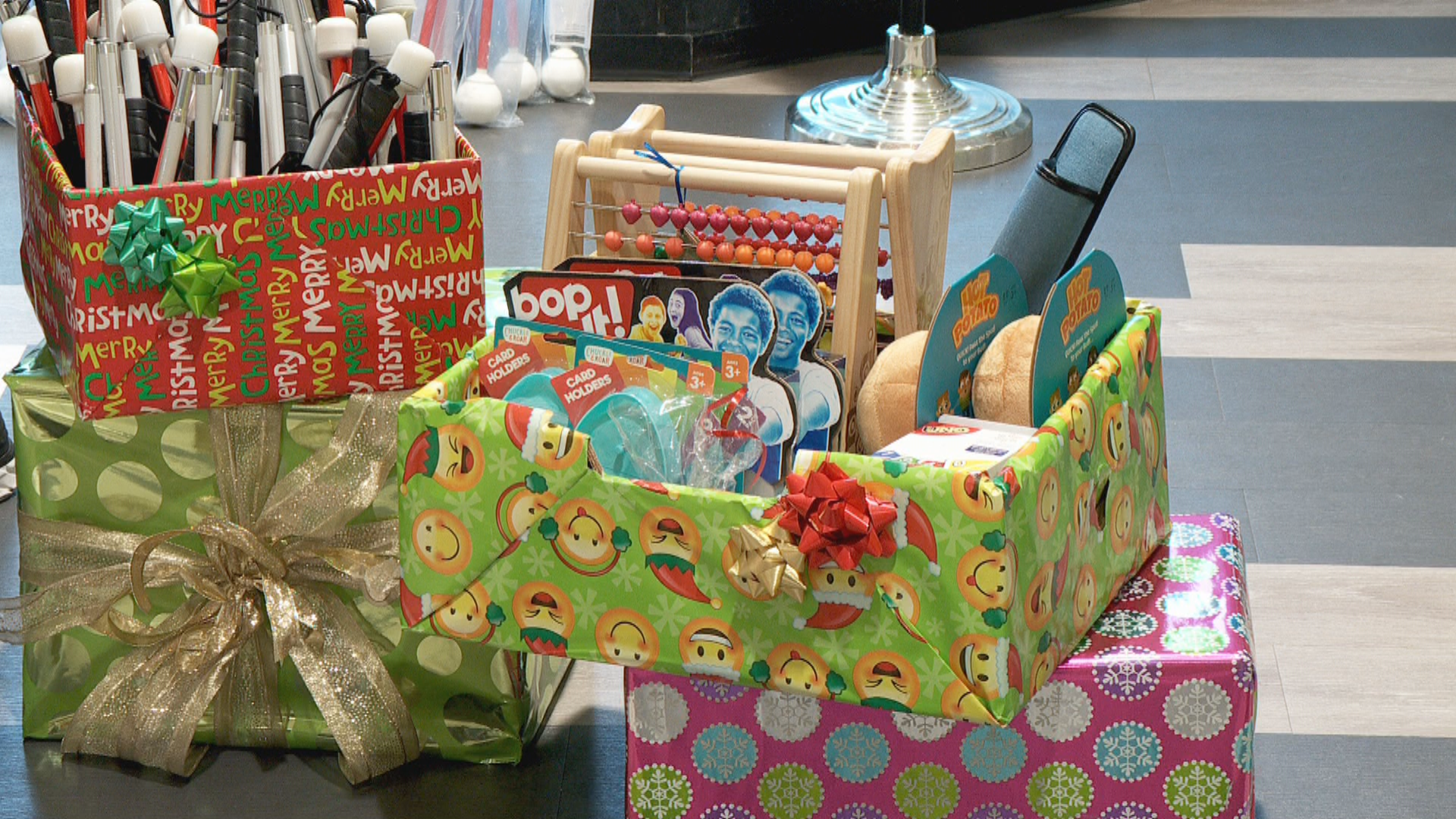 A Utah teen brought the spirit of giving to life this holiday season. (Photo: KUTV)