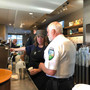 'We get to interact & talk to people': Roseburg Police holds Coffee with a Cop