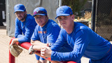 Getting into the swing of things: Boise State Baseball practices ahead of 2020 season