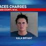 Logan mother accused of drunken driving, crashing with her two kids in the vehicle