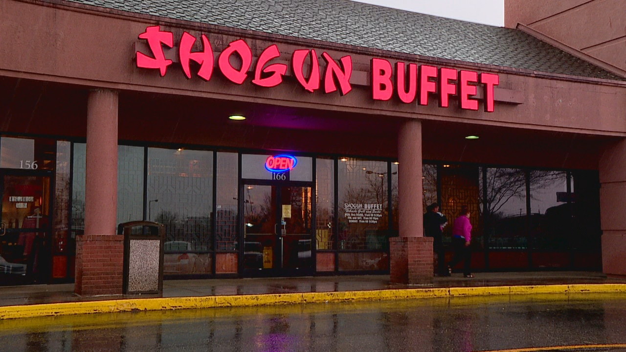 <p>The owners of Shogun Buffet in Asheville are opening a new downtown restaurant in the former Doc Chey's Noodle House space on Biltmore Avenue. (Photo credit: WLOS staff)</p>