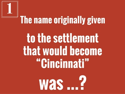 12 Trivia Questions To Test Your Cincy Knowledge | WKRC