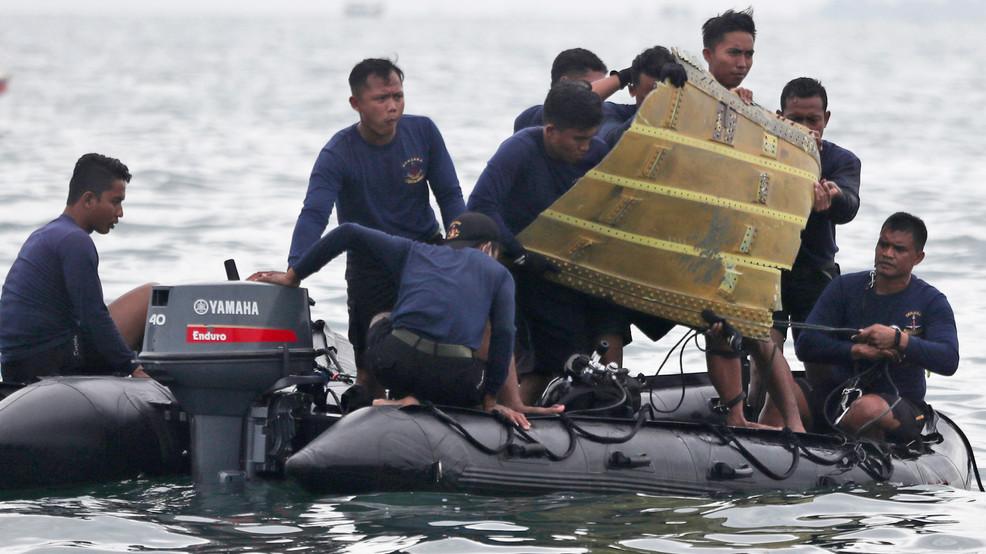 Families of Jakarta plane crash victims file lawsuit against Boeing  image