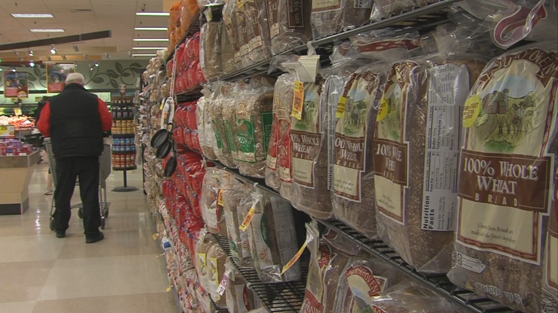 Utah has more than double its food insecurity rate since the pandemic began in February, according to Utahns Against Hunger. (Photo: KUTV)